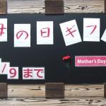 『母の日』ギフト 始めました