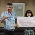 FM三重で生放送!!