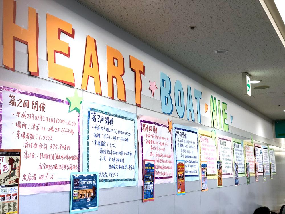 第12回 HEART BOAT MIE チャリティーイベント