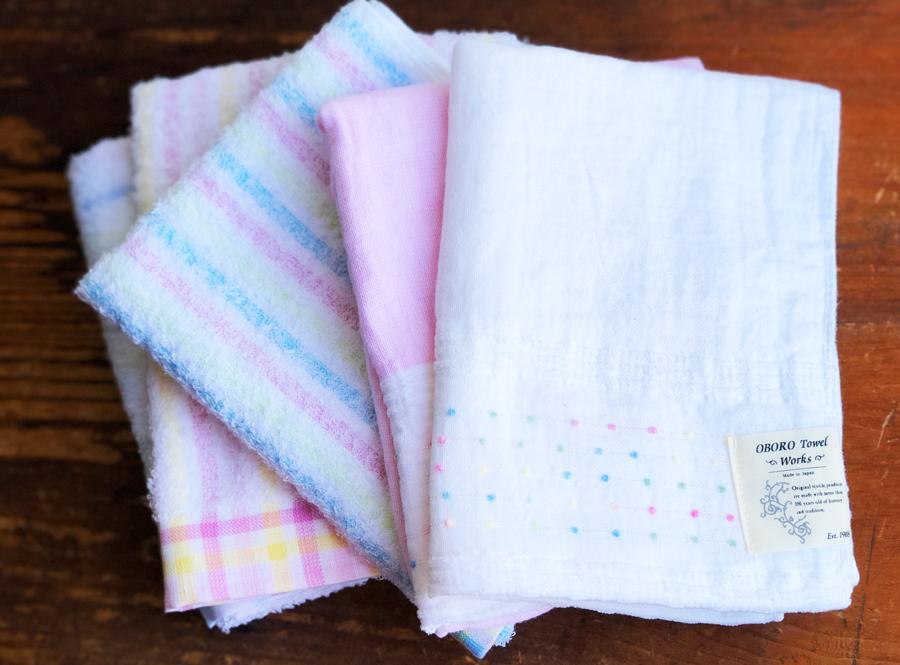 今月のタオル