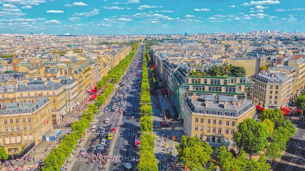 フランスパリ