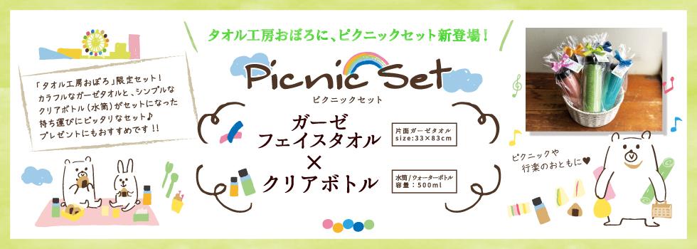 ピクニックセット