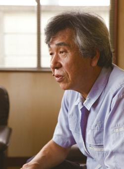 代表取締役社長 加藤勘次